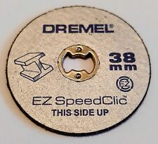 DREMEL SC456 SPEEDCLIC 38MM METAL CUTTING WHEEL DISC BLADE ATTACHMENT