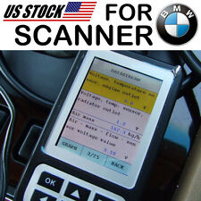 NEW OBD 2 II Diagnostic Fault Trouble Code Scanner Reader Airbag ABS SRS For BMW