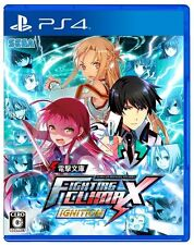Used PS4 Dengeki Bunko - Fighting Climax Ignition Japan Import Official F/S