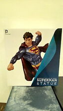 *SUPERMAN THE MAN OF STEEL STATUE SHANE DAVIS DC COLLECTIBLES DIRECT BATMAN