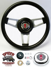 "1969-1977 Cutlass 442 F85 Omega steering wheel OLDS 13 3/4"" Grant wheel"