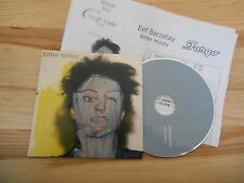 CD Pop Eef Barzelay - Bitter Honey (10 Song) Promo FARGO REC - presskit -