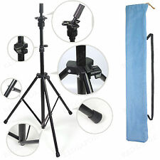 Hair Salon Adjustable Tripod Stand Cosmetology Mannequin Training Head Holder 52