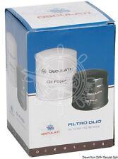 FILTRO OLIO MOTORE PER MERCURY VERADO 4 CIL 150/200 HP  RIF. ORIG. 35-877767-Q01