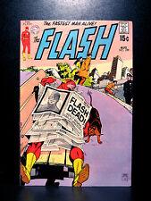 COMICS: DC: The Flash #199 (1970) - RARE (superman/atom/arrow/batman/hawkman)