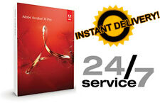 Adobe Acrobat XI (11) Pro for Windows Full version NEW