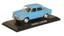 SKODA 1000 MB -- 1964 -- 1/43 -- IXO/IST -- NEW
