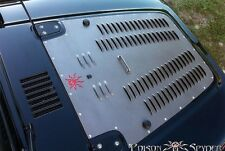 1987-1995 Jeep Wrangler Poison Spyder Customs Hood Louver 13-53-010