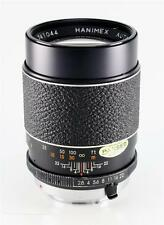 HANIMEX 135mm F2.8 Lens For Minolta X-700 X-370 SRT101 SRT201