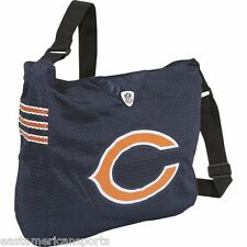 Chicago Bears MVP Jersey Messenger Purse Tote Tailgate Bag Handbag Littlearth