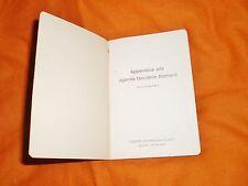 appendice alla agenda tascabile siemens edizione 1967 berlin-munchen in 16°