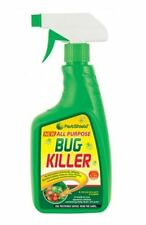 Hydroponic All Purpose Plant Bug Spidermite Aphid Killer Spray Kills Bugs 500ml