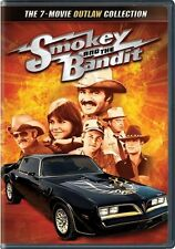 Smokey and the Bandit: The 7-Movie Outlaw Collection DVD Region 1