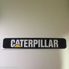 "Caterpillar Cat Decal Sticker for front of ""C"" series skid steer & CTL Loader"