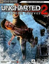 Uncharted 2: Among Thieves Signature Series Strategy Guide (Bradygames Signature