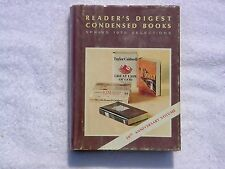 Reader's Digest Condensed Books Spring 1970 ~ Never Read