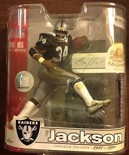 Bo Jackson Mcfarlane action figure Oakland Raiders