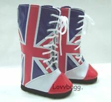 """British Invasion Boots for 18"""" American Girl Doll Clothes Widest Selection!"""