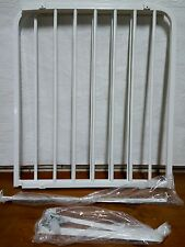 J Cardinal Gates SS-30 Stairway Special Safety Gate, White