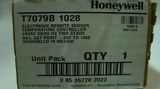 Honeywell - T7079B1028 Solid State Remote Temperature Controller - -25 to 105F