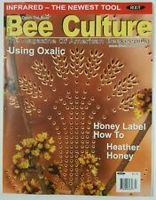 Bee Culture Using Oxalic Honey Label Infared Tool March 2016 FREE SHIPPING JB