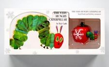 The Very Hungry Caterpillar by Eric Carle and Jeff Mack (2015, Board Book)