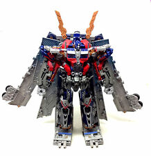 "Transformers Ultimate Leader Class Optimus Prime 12 ""de lujo de camión De Juguete Figura"