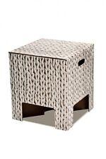 Dutch Design Chair (DDC) - Wool - Design Hocker aus Pappe - Papphocker
