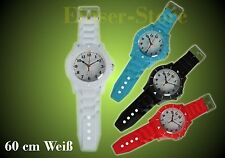 Wie Ice Watch Wall Clock Wanduhr Weiß Ice Clock 60 cm+Batterie Kinder-Wanduhr