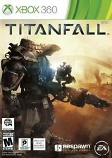Titanfall (Microsoft Xbox 360, 2014) Disc and Case in Excellent Condition