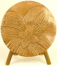 Médaille Floralies internationale de Paris 1969 sc Christiane Idoux 68 mm Medal
