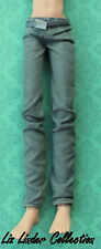 MONSTER HIGH ~ Jackson Jekyll Original 1st Wave GREY DENIM PANTS BOY CLOTHES