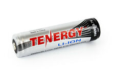 Tenergy Li-Ion 18650 3.7V 2600mAh Battery w/ PCB (Button Top)