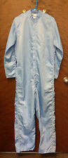 NWT - WORKLON POLYESTER CLEANROOM COVERALLS- SIZE LARGE, LIGHT BLUE AND UNISEX
