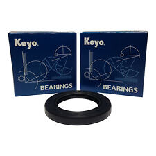 SUZUKI GSF1250 BANDIT 07 - 11 KOYO REAR WHEEL BEARINGS & DISC SEAL