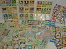 Lot of 175+ English/Japanese Pokemon and Digimon Cards: 1st Edition, Holo, etc.