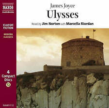Ulysses by James Joyce (4 x Audio CDs, 2004). ** Free p&p **