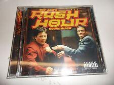 CD rush hour de l'est et various (1998) - Bande Originale