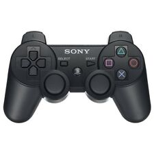 Ps3-original DualShock 3 Wireless pad #schwarz (con rumblefunktion) [Sony]