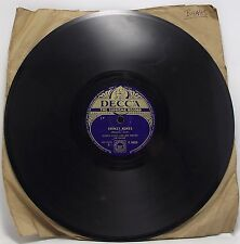 "SIDNEY BECHET : KING PORTER STOMP 78 rpm 10"" Record"