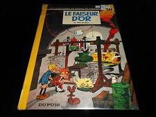 Fournier / Franquin : Spirou et Fantasio 20 : Le faiseur d'or EO Dupuis 1970