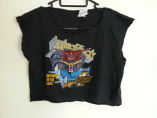 Vintage Judas Priest Defenders Of The Faith T-Shirt Heavy Metal Rob Halford