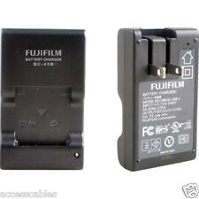 Genuine FUJIFILM BC-45B Charger for Finepix JZ510, T190, T200, T205, T300, T305,