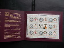 2012 - Romania - Album, Order of Malta, Masonry, Limitet Edition Only 1000 Pcs