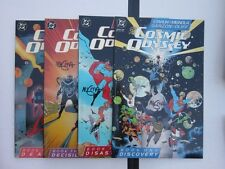 Cosmic Odyssey DC Comics 1-4 Signed Mike Mignola NM Condition Batman Superman
