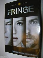 Fringe: Season 1 Disc 5 - Episodes 12-14 and Special Features DVD