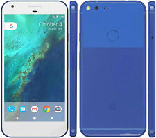 "GOOGLE PIXEL XL 5.5"" BLUE 32GB In Stock ANDROID 7 PHONE CDMA+GSM WORLD UNLOCKED"