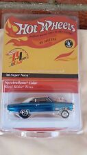 Hot Wheels 2014 Red Line Club '66 super Nova Rewards Car