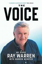 The Voice: My Story by Ray Warren HARDCOVER - BRAND NEW