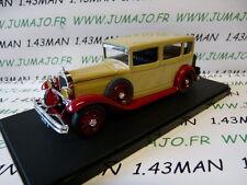 voiture 1/43 ELIGOR  : TALBOT Pacific Limousine 1930